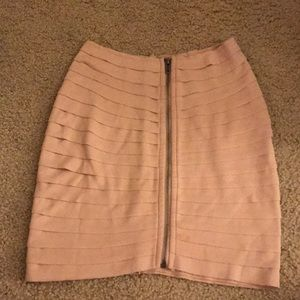 Urban outfitter zip skirt